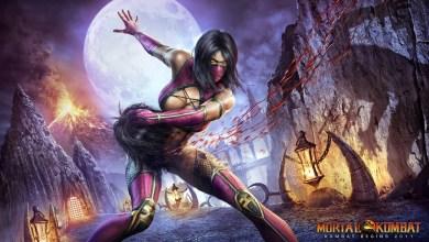 Foto de Mortal Kombat 2011: Mileena ganha destaque em novo vídeo! [Atualizado: Johnny Cage ] [PS3/X360]
