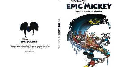 Photo of Graphic Novel de Epic Mickey chega no Brasil em Março/Abril pela Editora Abril! [HQ/Wii]
