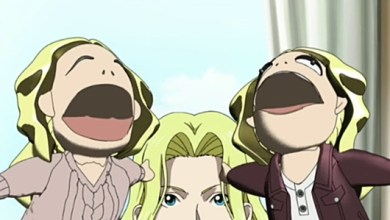 Foto de Level E: Togashi e seu alien metido a palhaço são mais uma das sensações desta temporada de janeiro!