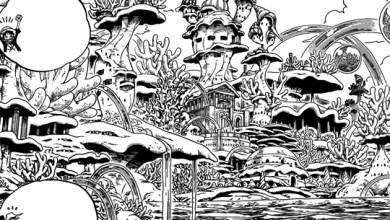 Foto de Conversa de Mangá: One Piece 609 – Aventura na Ilha dos Homens-Peixe