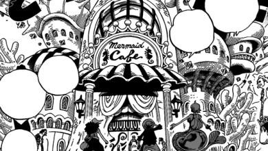 Foto de Conversa de Mangá: One Piece 610 – A Vidente Madame Shirley