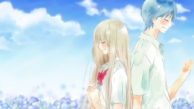 Foto de Wallpaper do dia: Kimi ni Todoke!