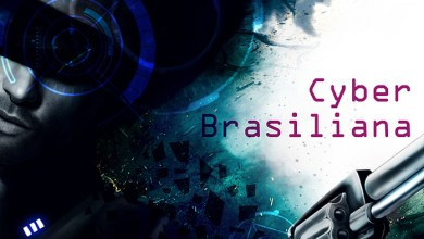 Foto de Cyber Brasiliana | Ficção científica nacional? Acredite! (Impressões)