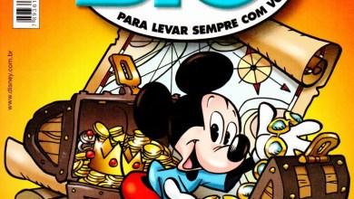 Photo of Disney BIG #8 e o porquê de + uma edição imperdível! [Extra: Capas das Mensais de Março]