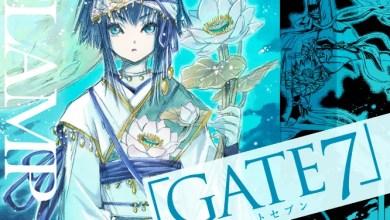 Photo of Gate7 está chegando! Uma nova Kyoto no mangá da CLAMP na SQ Jump! [+Impressões do Oneshot]