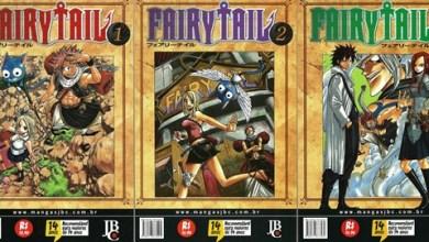 Photo of Afinal, vale a pena comprar Fairy Tail no Brasil? Com três volumes lançados, meu veredito!