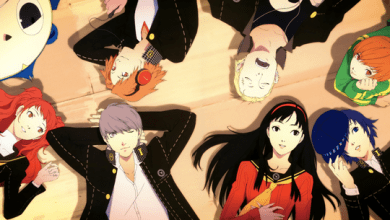 Photo of Wallpaper do dia: Persona 4!