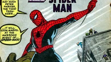 Foto de Homem-Aranha, o herói dos bolsos vazios, mas com revista de estréia milionária! [HQ]