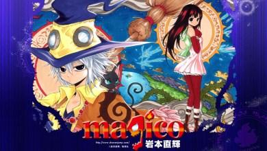 Foto de Nova série da Jump! Magico apresenta um mundo mágico sereno, e certa inocência? [Impressões]