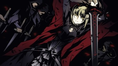 Foto de Wallpaper do dia: Fate/stay night!