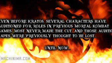 Foto de Descubra quem mais se candidatou a personagem extra no novo Mortal Kombat! [YouTube]