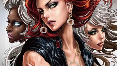 Photo of Super-Herói do dia   Fênix, Tempestade e Vampira: X-Womans!