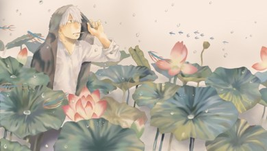 Foto de Wallpaper do dia: Mushishi!