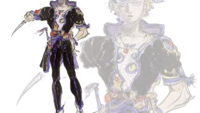 Photo of Super-Herói do dia: Locke Cole!!! [FFVI] [PicArt]