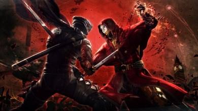 Foto de Wallpaper de ontem: Ninja Gaiden 3!