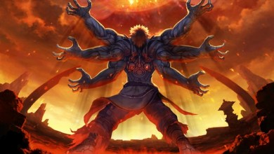 Photo of Wallpaper de ontem: Asura's Wrath!