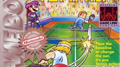 Foto de Tennis de GB, um jogo que eu quase comprei quando era criança… [Wii/DSi/3DS]