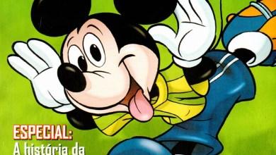 Foto de Prévia: Disney GOL #3! Zé Carioca nos Estados Unidos e Mickey versus Donald numa partida de futebol!
