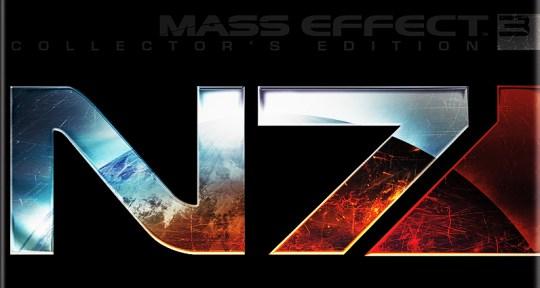Mass Effect 3 - Edição de Colecionador