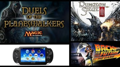 Foto de Magic the Gathering chegou gratuitamente nesta semana para a PSPlus! [PSP/PS3]