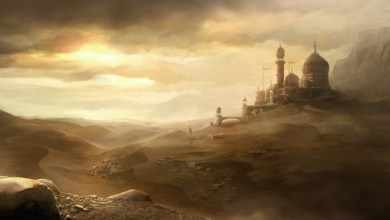 Foto de Wallpaper do dia: Prince of Persia: Forgotten Sands!