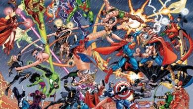 Foto de Imaginação: Como seria um game de Marvel X DC? [Games] [Imaginação]