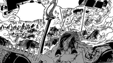 Foto de Conversa de Mangá: One Piece 631 – Gyoncorde Plaza