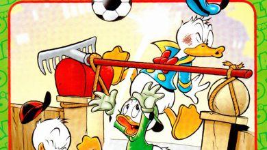 Photo of Prévia: Almanaques Pato Donald e Zé Carioca #03! Pato de Strobl e os planos da ANACOZECA!