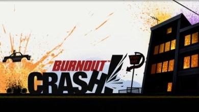 Photo of CRASH! A volta de Burnout, ou melhor, de um modo de Burnout! [Gamescom] [Live/PSN]