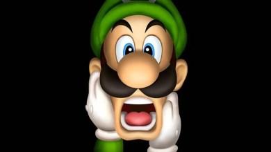Foto de Até o Luigi se apavora com os lançamentos on-line da Nintendo! [Wii/DSi/3DS]