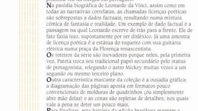 Foto de Prévia: Pateta Faz História como Leonardo Da Vinci! 10 páginas para degustação! [HQ]
