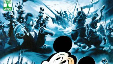 Photo of Prévia: Mickey #827 e Pato Donald #2397! Itália do Mottura, duas realidades, Marco Rota e Pato-Aranha!