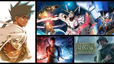 Foto de Breath of Fire IV e Medal Of Honor Frontline chegaram a PlayStation Network! [PSP,PS3]