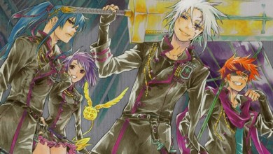 Foto de Wallpaper do dia: D.Gray-man!