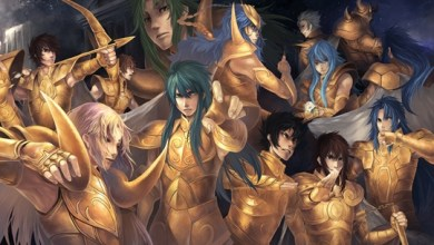 Photo of Wallpaper do dia: Saint Seiya: The Lost Canvas!