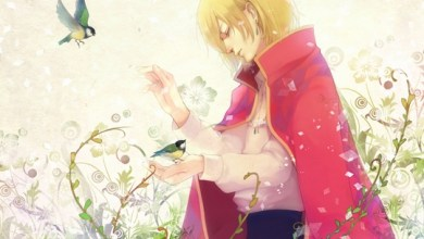 Photo of Wallpaper do dia: Howl's Moving Castle!