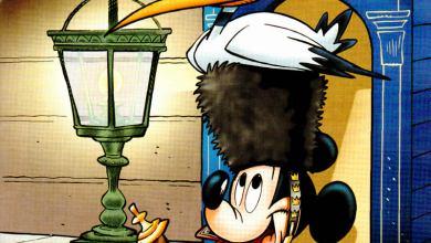 Photo of Prévia | Mickey #828 e Minnie #04! Aula de história sobre a Itália e Mickey e Pluto roubando a cena