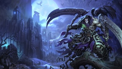 Photo of Wallpaper do dia: Darksiders II!