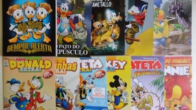 Photo of HQs Disney: 20 títulos em Outubro! E faltou tempo para fazer as prévias, porém… há uma solução!
