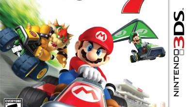 Photo of Mario Kart 7 tem muito mais que 7 motivos para você jogar nos 7 dias da semana! [3DS] [Press Release]