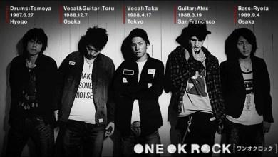 Foto de Música de Fim de Semana: ONE OK ROCK em Black Rock Shooter!