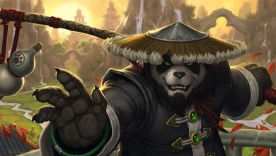 Foto de Um ar refrescante com Mists of Pandaria! [WoW] [PC]