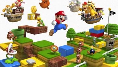 Photo of Wallpaper do dia: Super Mario 3D Land!