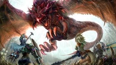 Foto de Wallpaper do dia: Monster Hunter!
