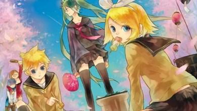 Photo of Wallpaper do dia: Vocaloid!