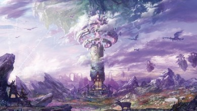 Photo of Wallpaper do dia: The Exiled Realm of Arborea!
