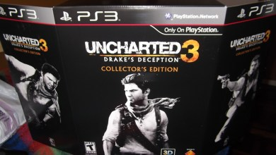 Photo of Collector's Edition | Finalmente Uncharted 3 em mãos! (Unboxing)