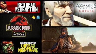 Foto de Velho Oeste e Zumbis se mesclam nesta atualização da PlayStation Store! [PS3/PSP]