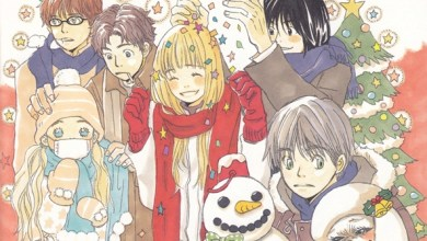 Photo of Wallpaper de ontem: Honey and Clover! (Natal)
