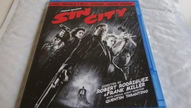Foto de Dia de correio: Blu-ray de Sin City!